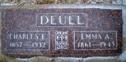 Charles Edward Deuel