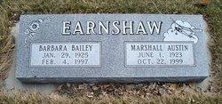 Barbara Barb <i>Bailey</i> Earnshaw