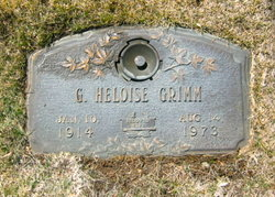 Galda Heloise <i>Lanham</i> Grimm