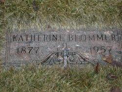Katherine <i>Neutzling</i> Bloomer