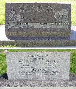 Lyman Earl Salvesen