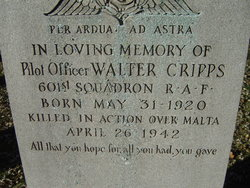 Walter Cripps