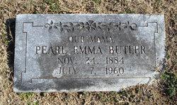Pearl Emma <i>Coats</i> Butler