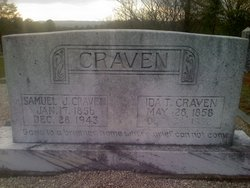 Ida <i>Tuggle</i> Craven