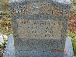 Della <i>Minter</i> Wardlaw