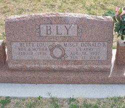 Betty Lou Bly