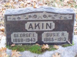 George Irvin Akin