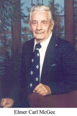 Elmer Carl Jas McGee