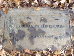 Roberta Phillis Knorr