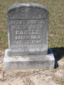 Infant Son Carter