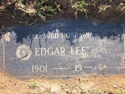 Edgar Lee Barbour