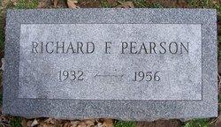 Richard Fritz Pearson