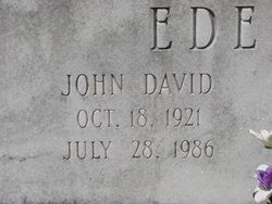 John David Edenfield
