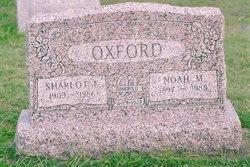 Noah McKinley Kennal Oxford