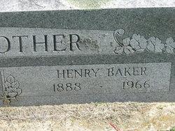 Charlie Henry Shorty Baker