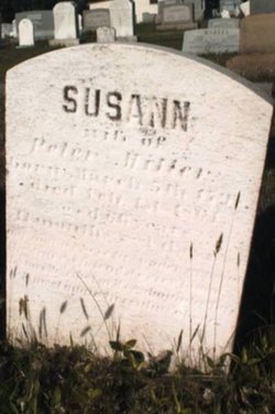 Susanna Barbara <i>Urban</i> Miller