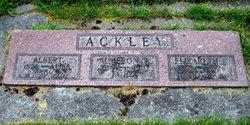 Elizabeth Caroline <i>VanCamp</i> Ackley