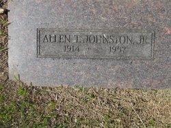 Allen T. Johnston, Jr