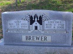 Golf Brewer