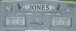 Charley Ray Ray Jones
