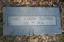 James Marion Stafford