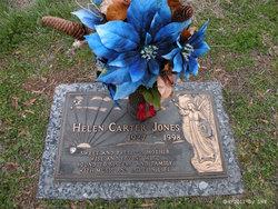 Helen Myrl <i>Carter</i> Jones