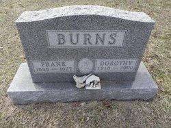 Dorothy Mae <i>Spears</i> Burns