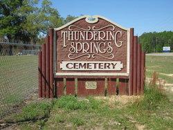 Thundering Springs Cemetery