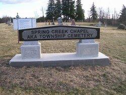 Spring Creek Chapel Cemetery