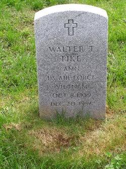 Walter T Pike