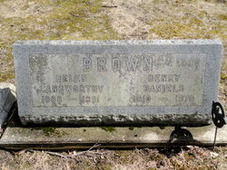 Helen <i>Langworthy</i> Brown