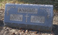 Agnes M. <i>Sevenski</i> Knight