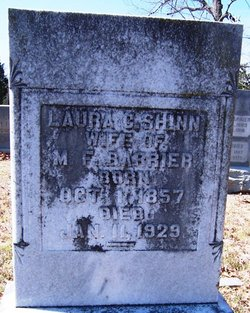 Laura Catharine <i>Shinn</i> Barrier