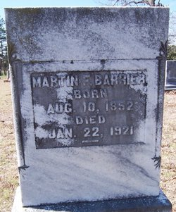 Martin Fillmore Barrier