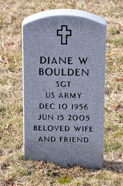 Diane W. Boulden