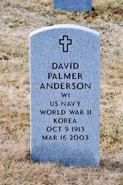David Palmer Anderson
