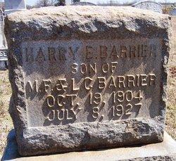 Harry E. Barrier