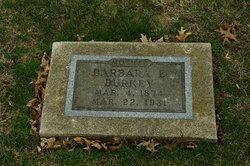 Barbara Elizabeth <i>Stuckey</i> Burkey