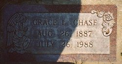 Grace L <i>Repp</i> Chase