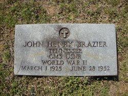 John Henry Brazier