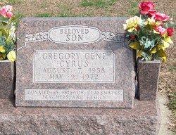 Greg Cyrus