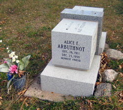 Alice Elizabeth Arbuthnot