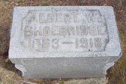 Albert Wallace Shoebridge