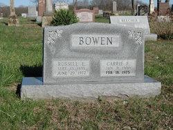 Carrie Emma <i>Montfoort</i> Bowen