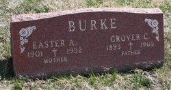 Grover C Burke