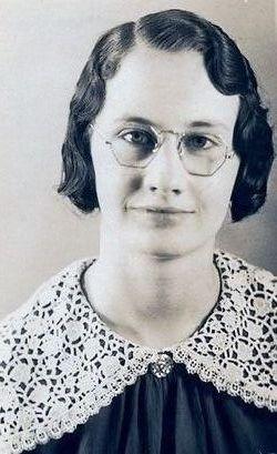Jean Elizabeth <i>Webster</i> Rust