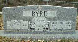 Mae <i>Morris</i> Byrd
