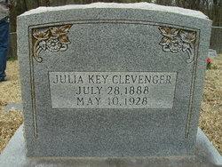 Julia <i>Key</i> Clevenger