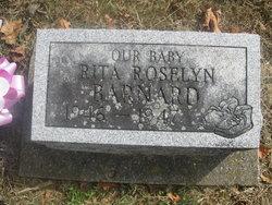 Rita Roselyn Barnard