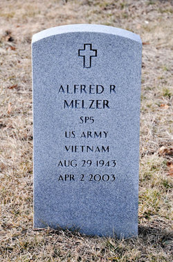 Alfred R Melzer